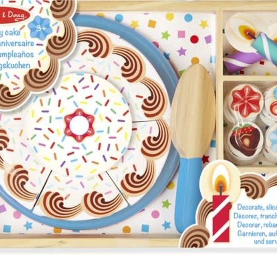 Birthday cake 3+