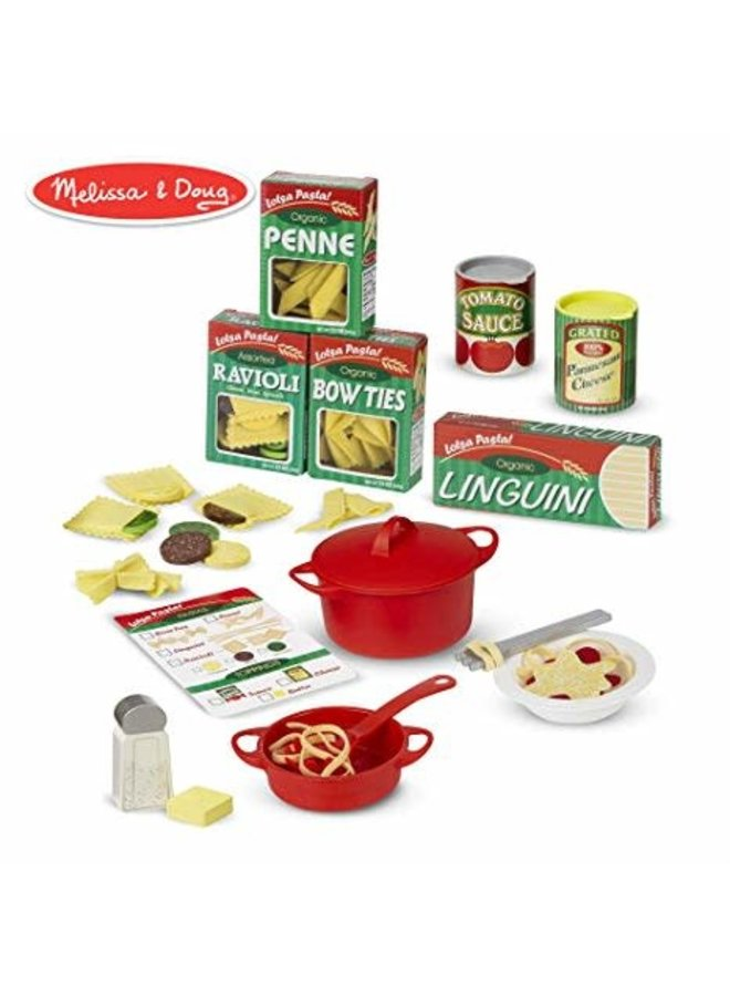 Prepare & Serve Pasta Set