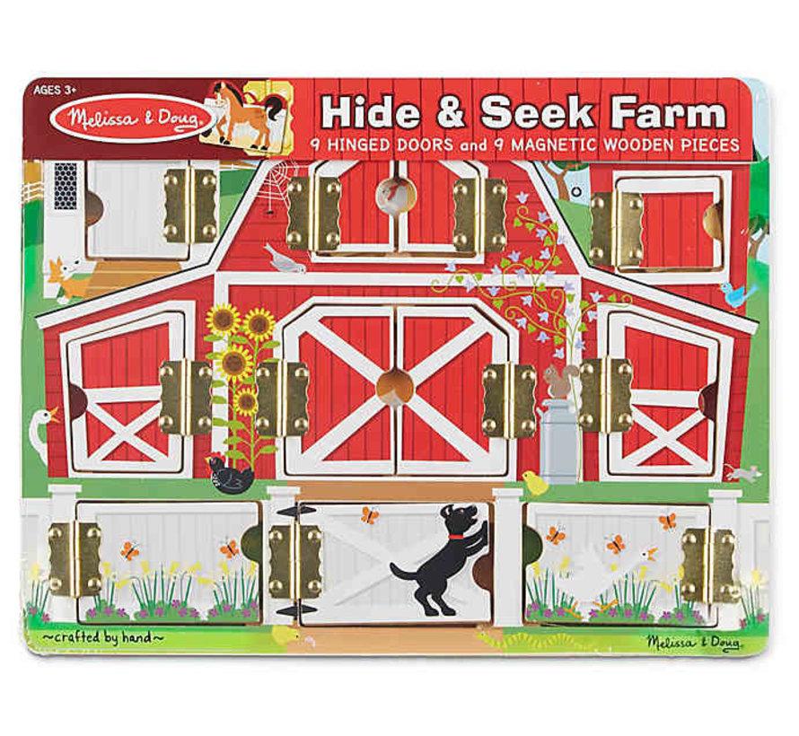 Hide & Seek Farm magnetisch