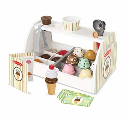 Melissa & Doug Ijssalon / Ice cream parlour 3+