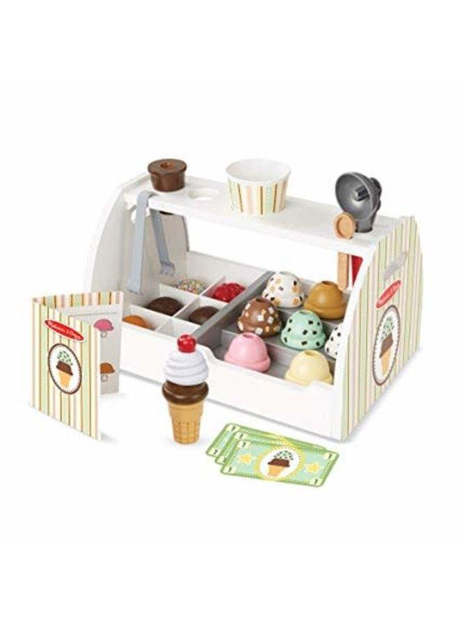 Ice cream parlour 3+