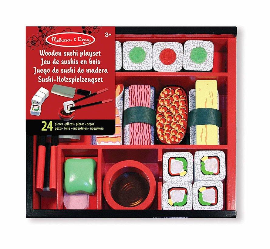 Sushi Slicing Play Set 3+