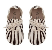 Little Indians Booties Zebra