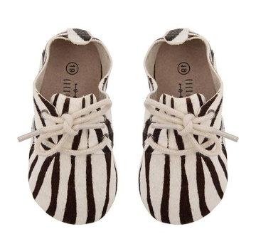 Little Indians Booties Zebra