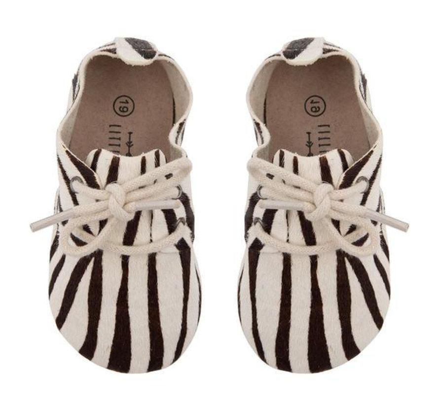 Booties Zebra
