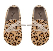 Little Indians Booties Leopard