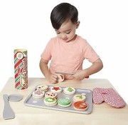 Melissa & Doug Kerst cookie set