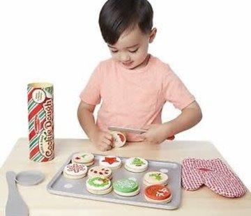 Melissa & Doug Kerst cookie set