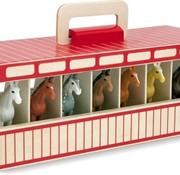Melissa & Doug Horse stable play set
