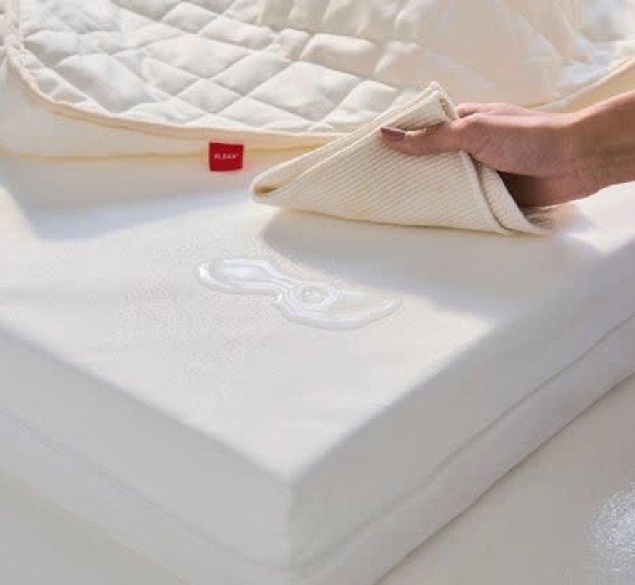 Copy of Flexa Matras 200*90*12 foam + bamboo cover