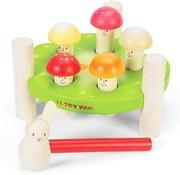 Le toy van Hammer Game Mr Mushroom
