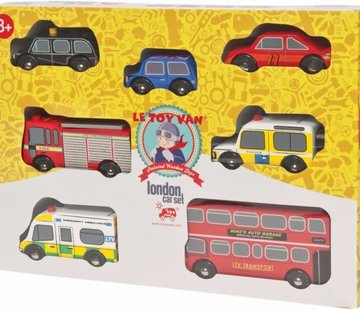 Le toy van Autoset london