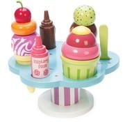 Le toy van Carl's gelato ice cream