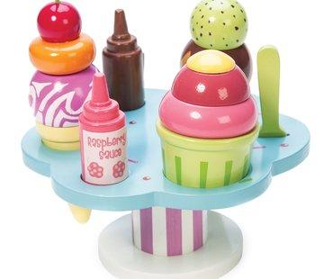 Le toy van Carlo's ijsjes