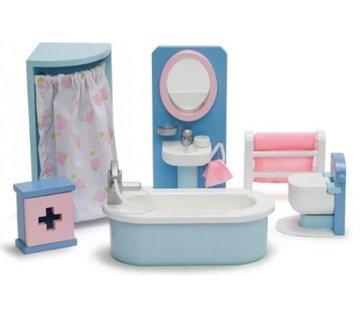 Le toy van Poppenhuis badkamer