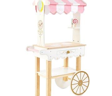Le toy van Theekrans Trolley