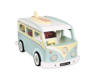 Le toy van Kampeerwagen