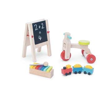 Le toy van Poppenhuis accessoires Speeltijd