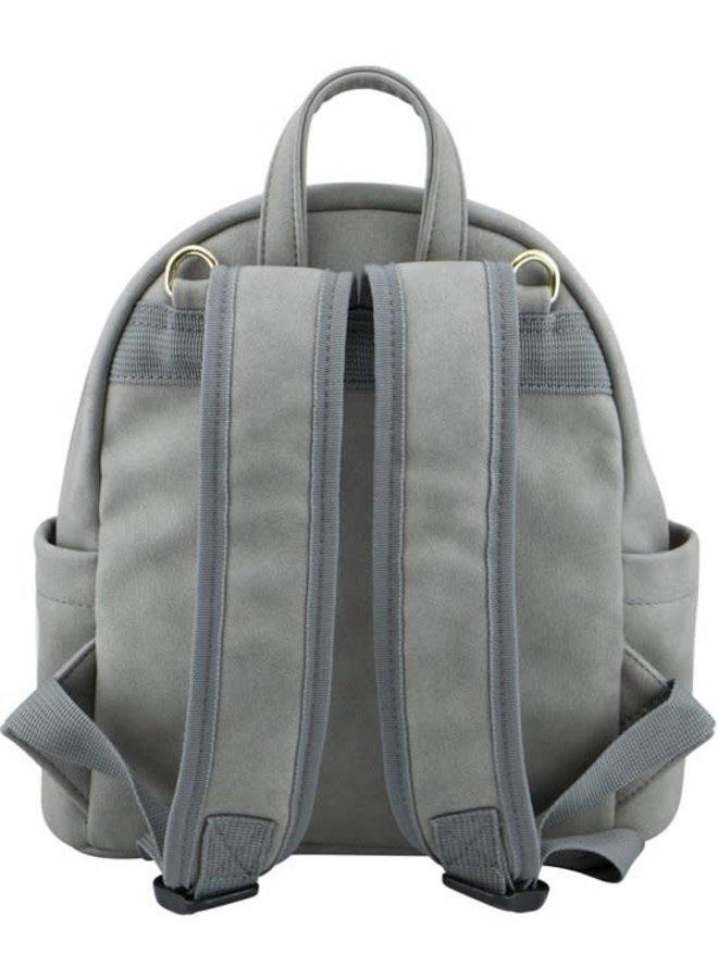 Isoki mini backpack Marlo stone