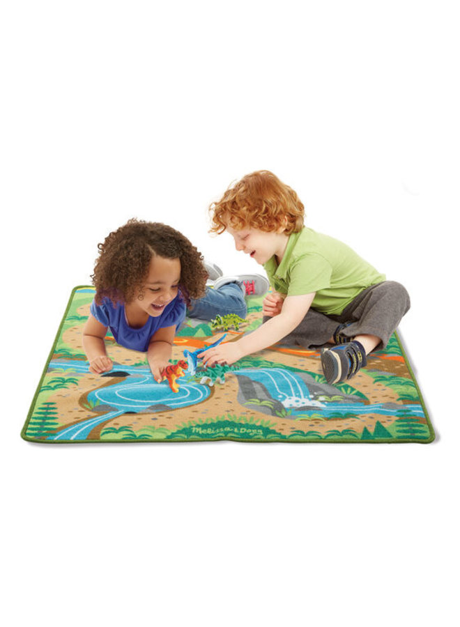 Dinosaurus tapijt
