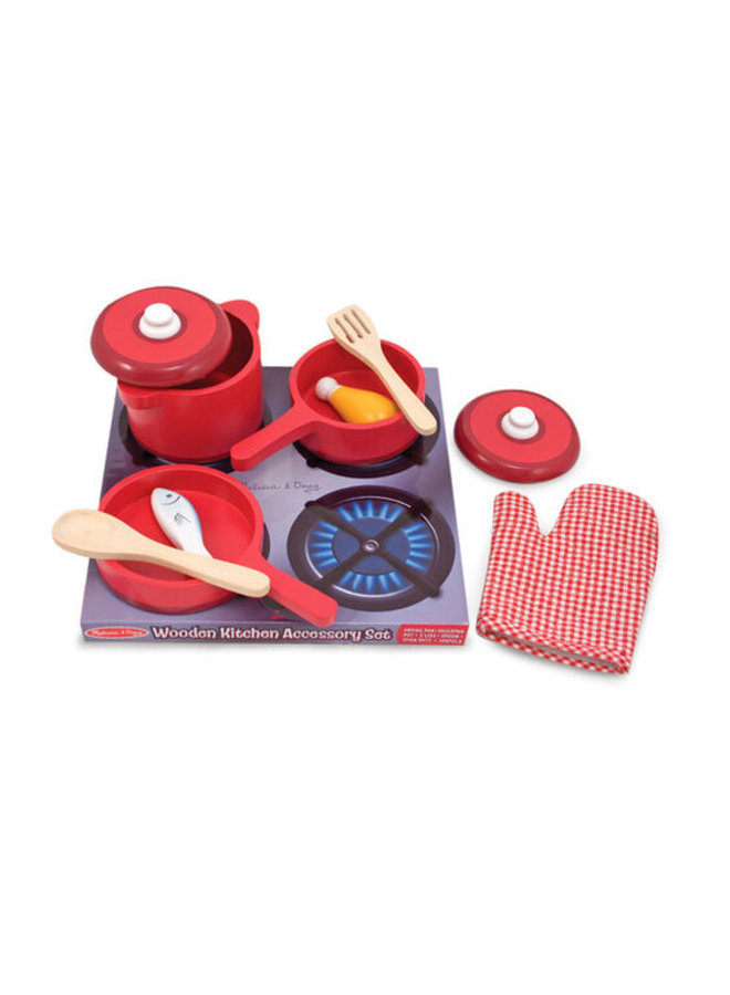 Kitchen accessoires 3+