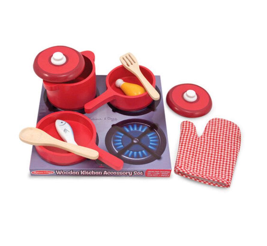 Keuken accessoires 3+