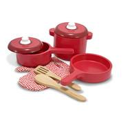 Melissa & Doug Kitchen accessoires 3+