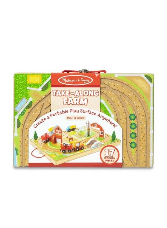 Take-Along Farm 3+