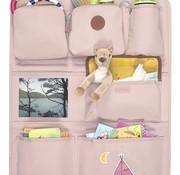 Lassig Auto-organiser adventure pink