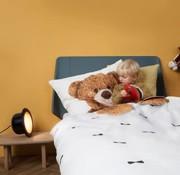 snurk Snurk Teddy  bedlinnen for single bed  flannel 140 x 220 cm
