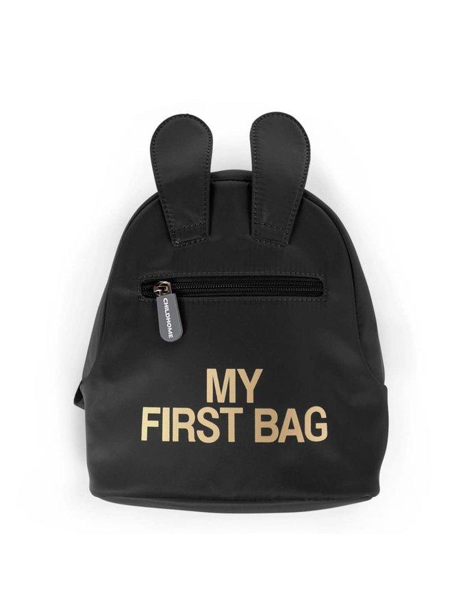 My first kid bag- mini backpack