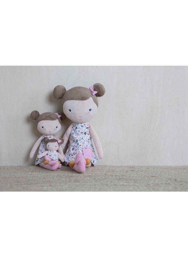 Knuffelpop Rosa 50 cm