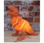 Disaster Design Copy of Lamp Witte dinosaurus- Disaster design