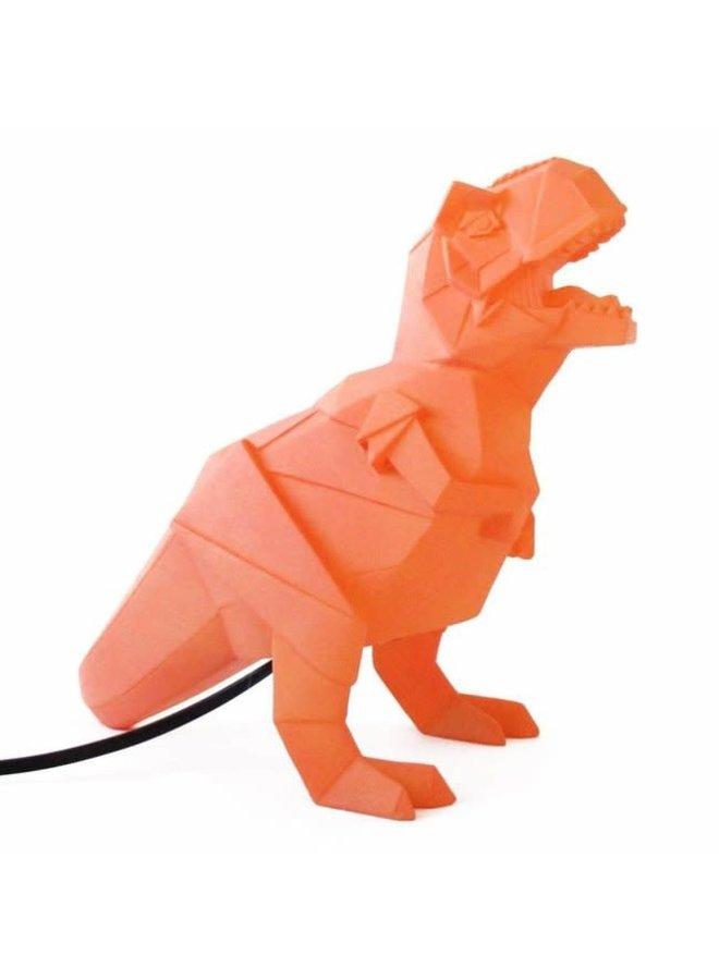 Copy of Lamp Witte dinosaurus- Disaster design