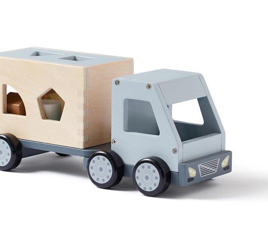 Sorter truck Aidan