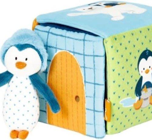 Spielburg Activiteiten kubus pinguin