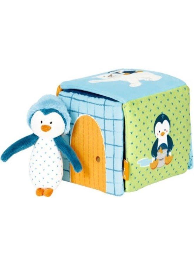 Activiteiten kubus pinguin