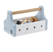 Kid's concept Toolbox star blue