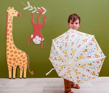 Sass & Belle Kinderparaplu Safari