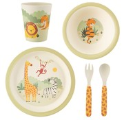 Sass & Belle Tableware gift set safari