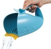 Skiphop Moby haarspoeler blauw