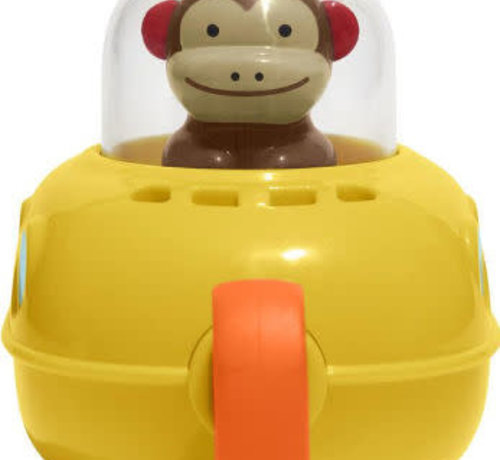 Skiphop Submarine  bath toy