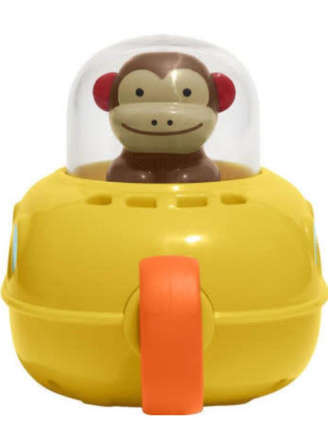 Submarine  bath toy