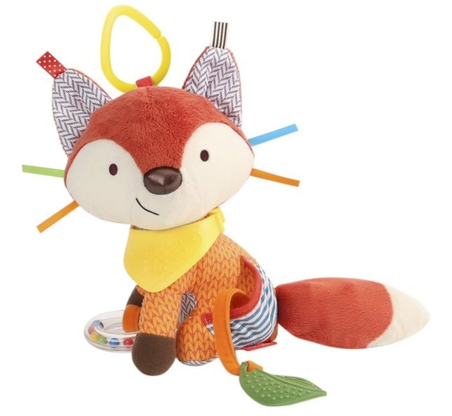 Bandana buddies activity fox