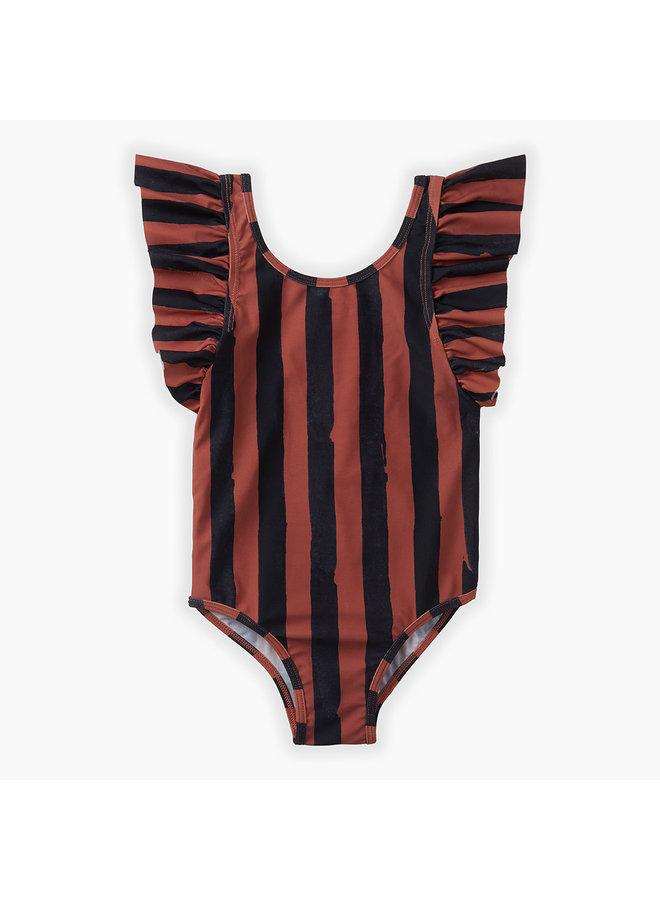 Zwempak Painted Stripe