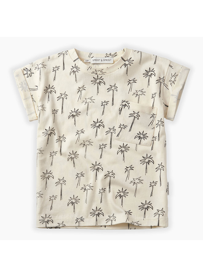 Shirt Palm Tree