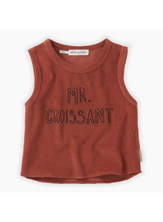 Tanktop Mr Croissant