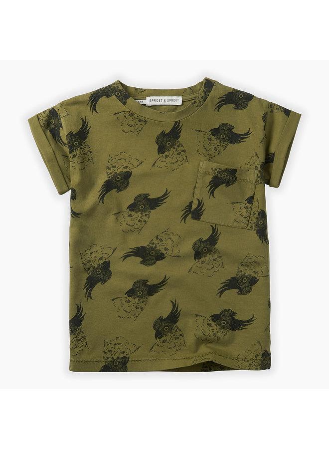 Shirt Cockatoo