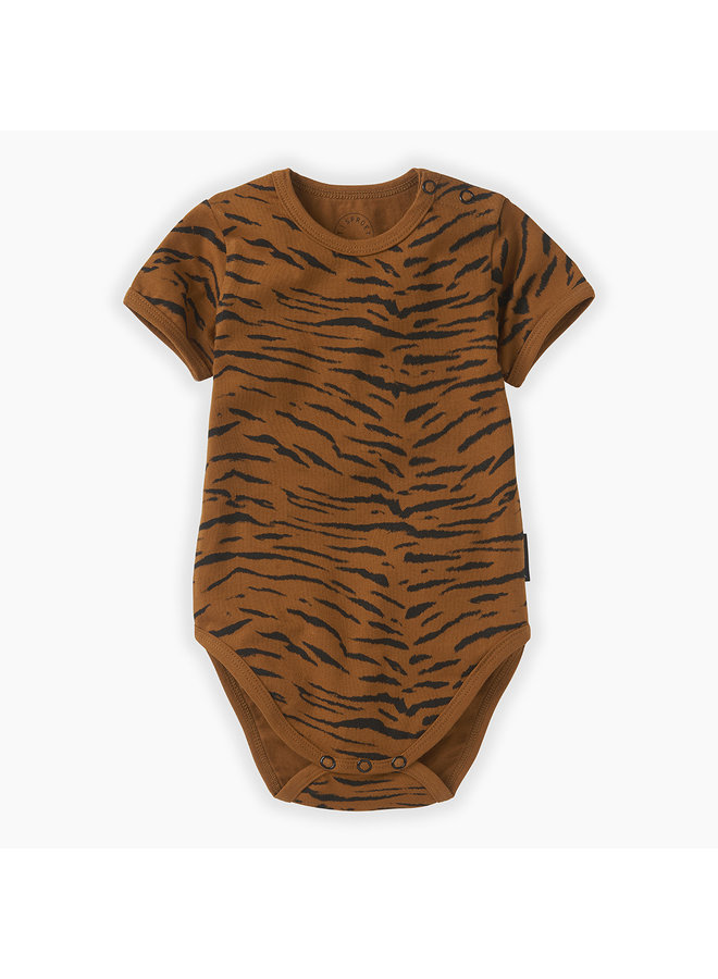 Romper print tijger