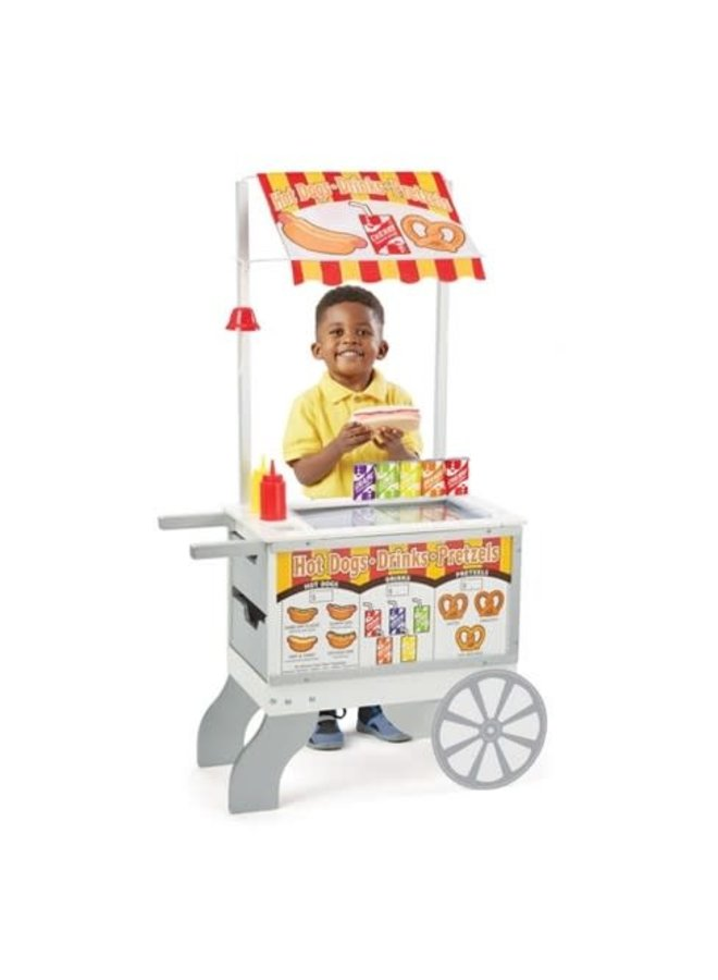 Snack & Sweets trolley